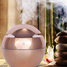 Load image into Gallery viewer, USB Aroma Essential Oil Diffuser 4.4 oz