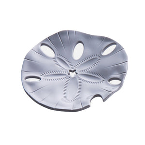 Creative Plastic Leaf Shape Soap Dish