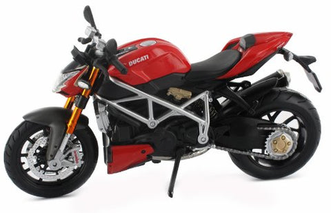 1:12 Ducati Mod Streetfighter S Motorcycle Die-Cast