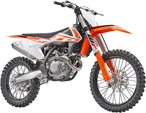 1:10 KTM 450 SX-F Dirt Bike Motorcycle Die-Cast
