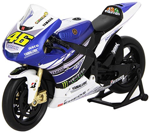 "1:12 Yamaha Factory Racing Team - Valentino Rossi No. 46"" Motocross Die-Cast"