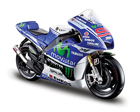 1:10 2014 Movistar Yamaha MotoGP Motorcycle Die-Cast