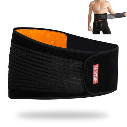Lumbar Support Back Brace - Relieve Your Back Pain