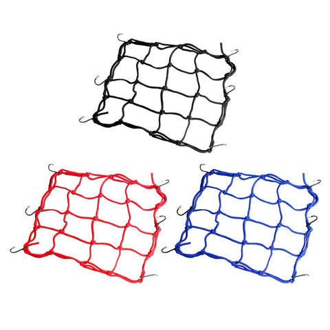 30x30cm Luggage 6 Hook Mesh Net