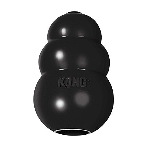 KONG EXTREME LARGE Rubber Chew Toy For Dogs - World's Best Dog Toy (K1)