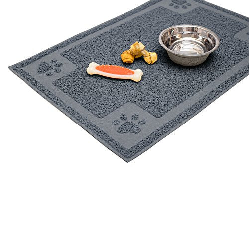 cavalier pets dog bowl mat for cat and dog bowls silicone nonslip