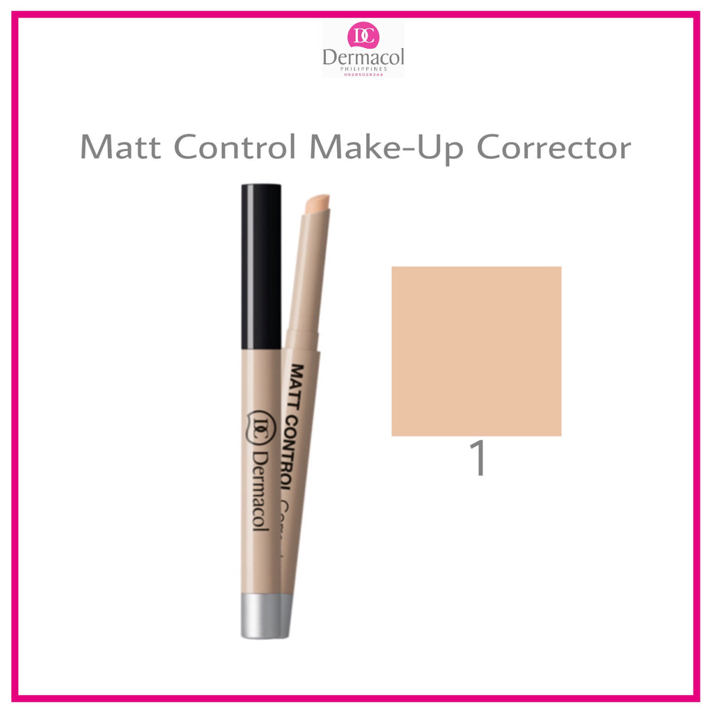 Matt Control Make-Up Corrector No.1