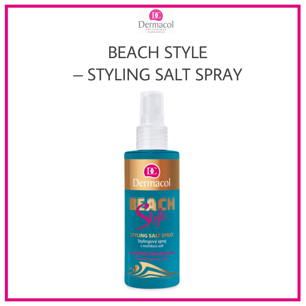 Beach Style Hair Salt Spray