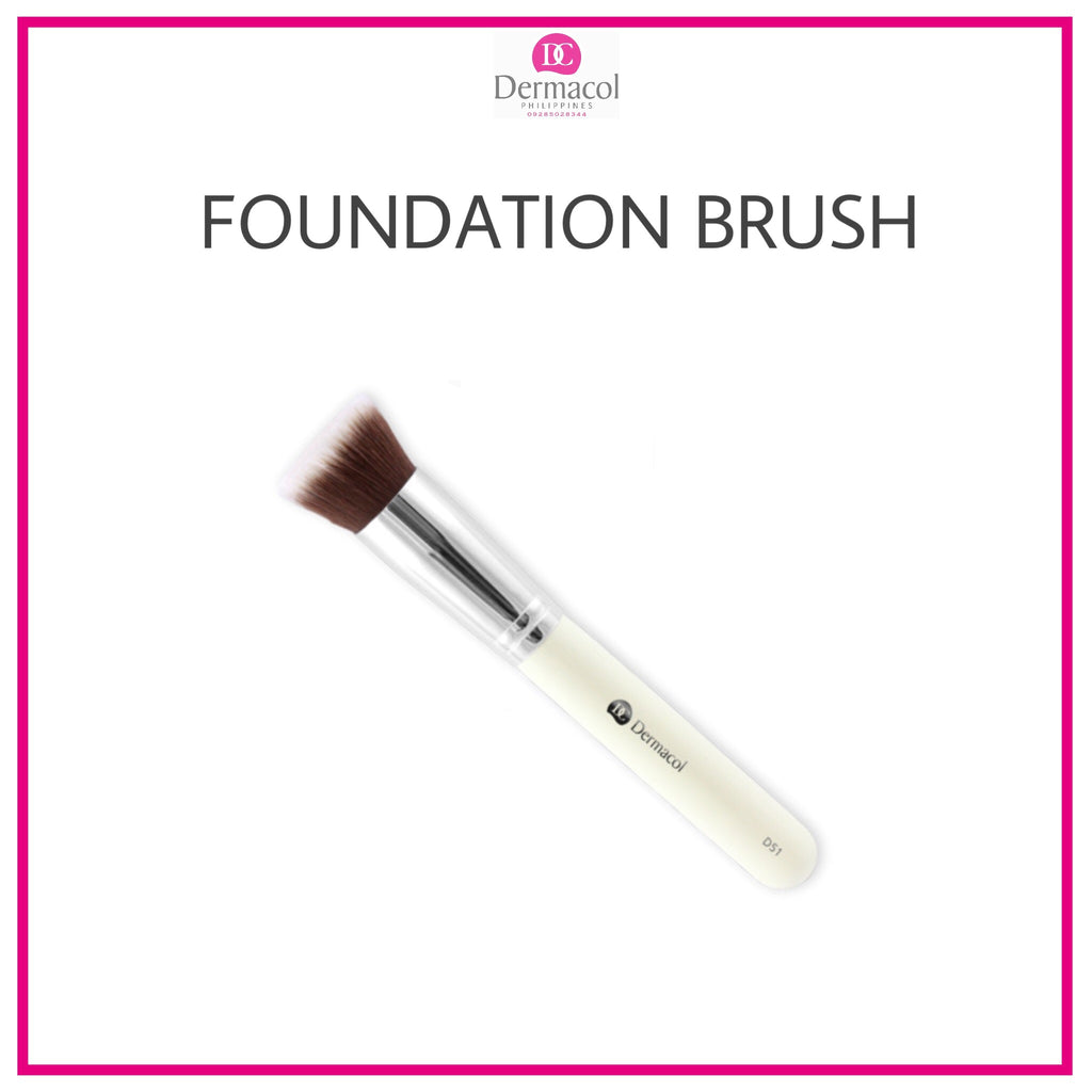 DERMACOL FOUNDATION BRUSH