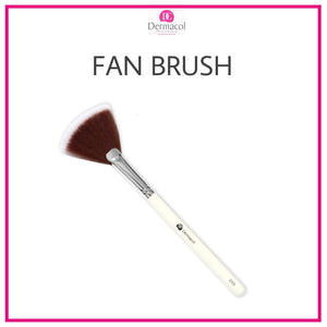 DERMACOL FAN BRUSH
