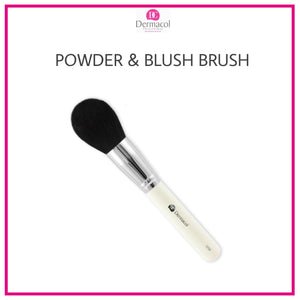 DERMACOL POWDER & BLUSH BRUSH