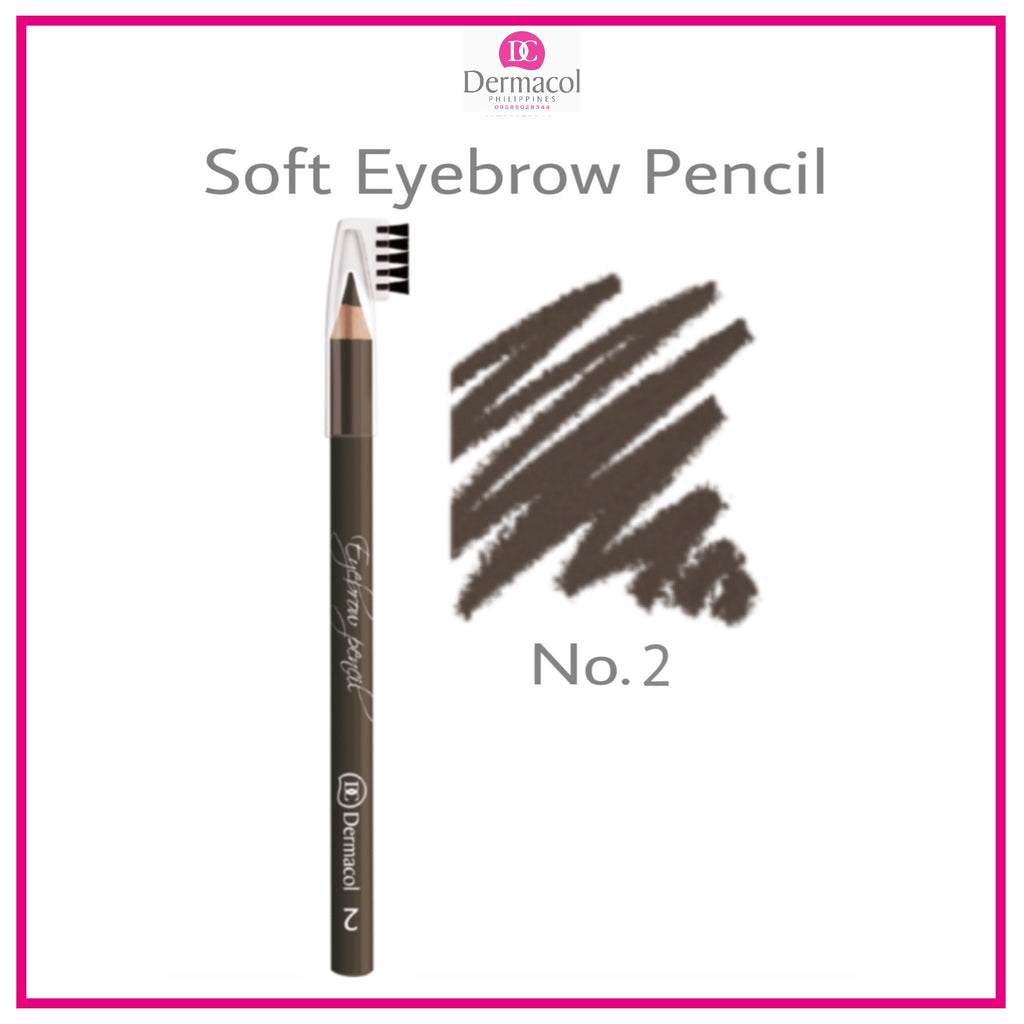 SOFT EYEBROW PENCIL NO. 02