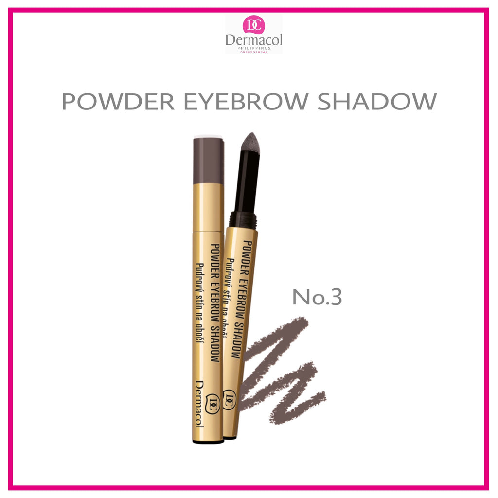 Powder Eyebrow Shadow - No. 03