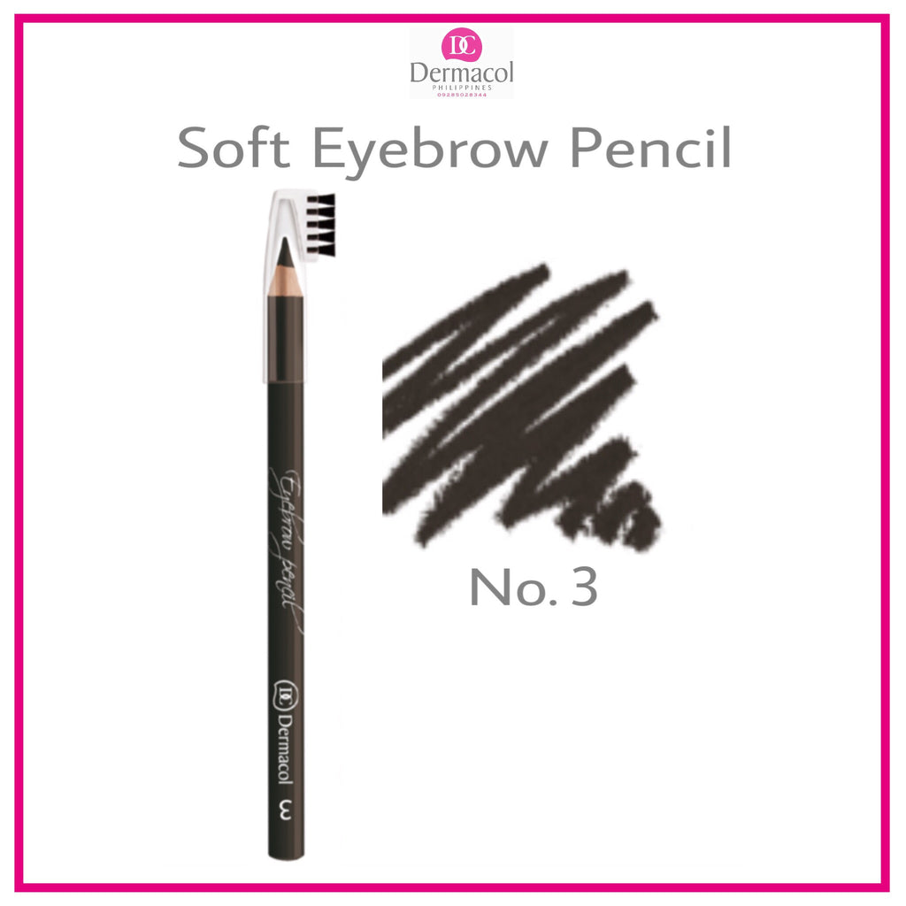 SOFT EYEBROW PENCIL NO. 03