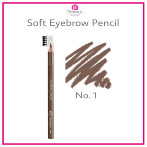 SOFT EYEBROW PENCIL NO. 01