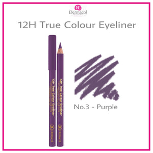 12H TRUE COLOUR EYELINER NO. 03 - PURPLE