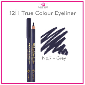 12H TRUE COLOUR EYELINER NO. 07 - GREY