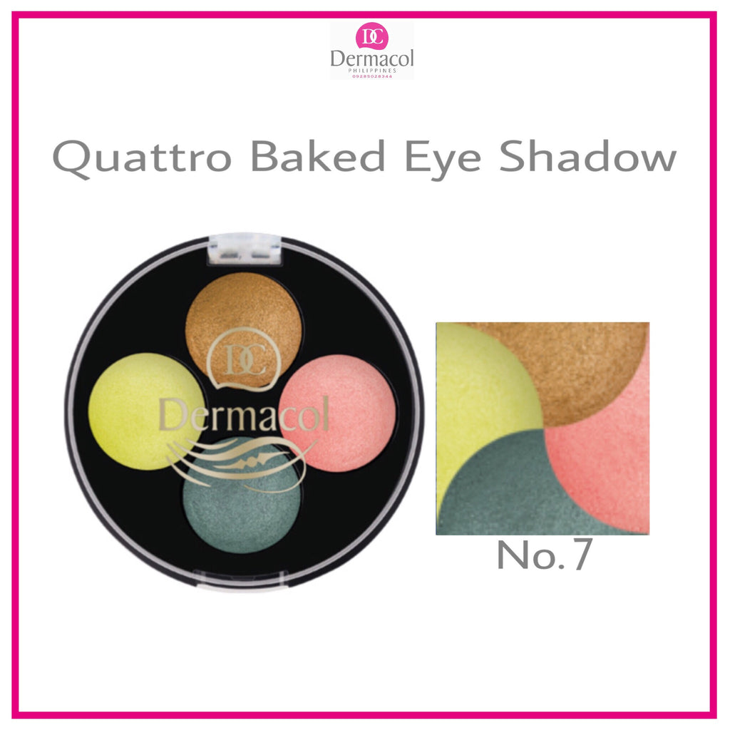 QUATTRO BAKED EYE SHADOW NO. 07