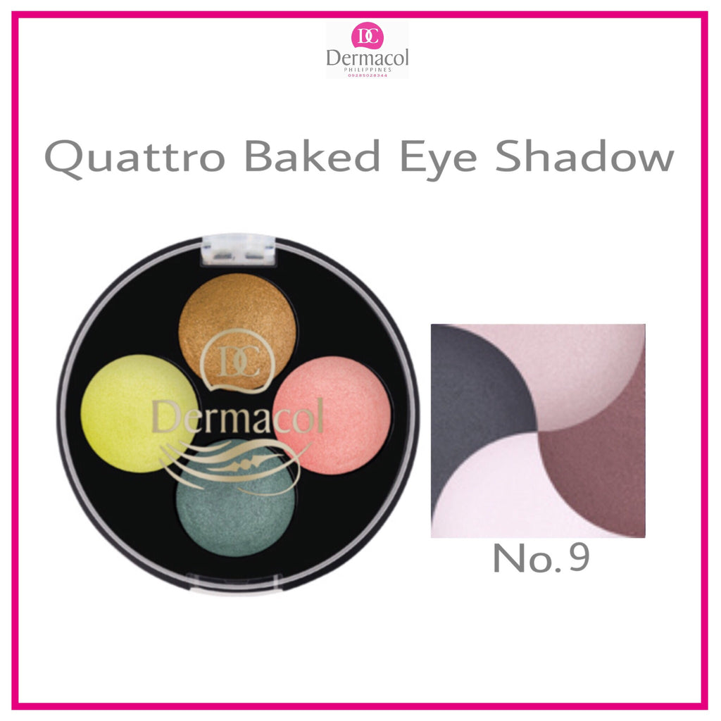 QUATTRO BAKED EYE SHADOW NO. 09