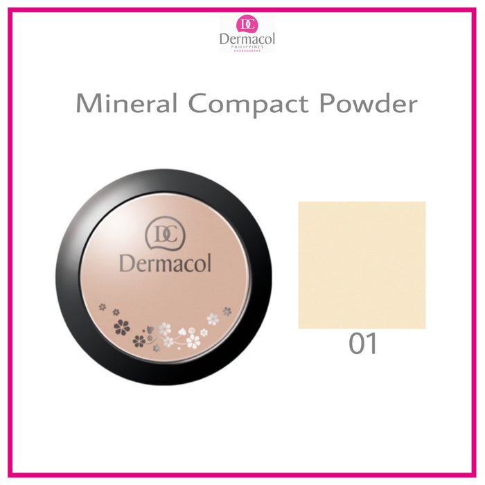 MINERAL COMPACT POWDER NO. 01
