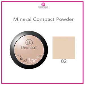 MINERAL COMPACT POWDER NO. 02