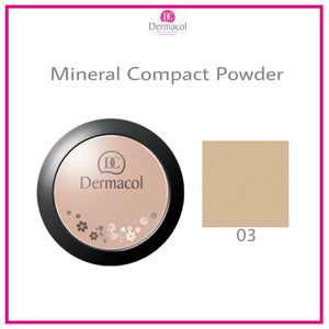 MINERAL COMPACT POWDER NO. 03