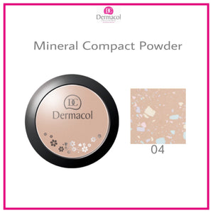 MINERAL COMPACT POWDER NO. 04