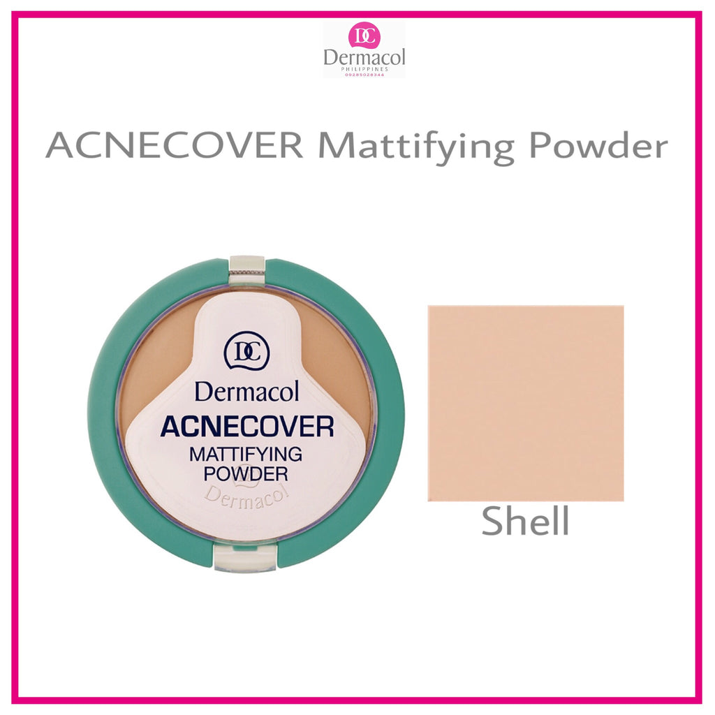 ACNECOVER MATTIFYING POWDER - SHELL
