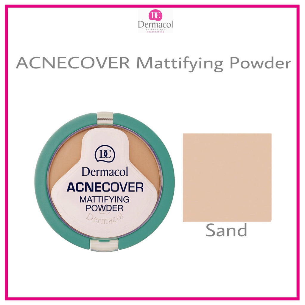 ACNECOVER MATTIFYING POWDER - SAND