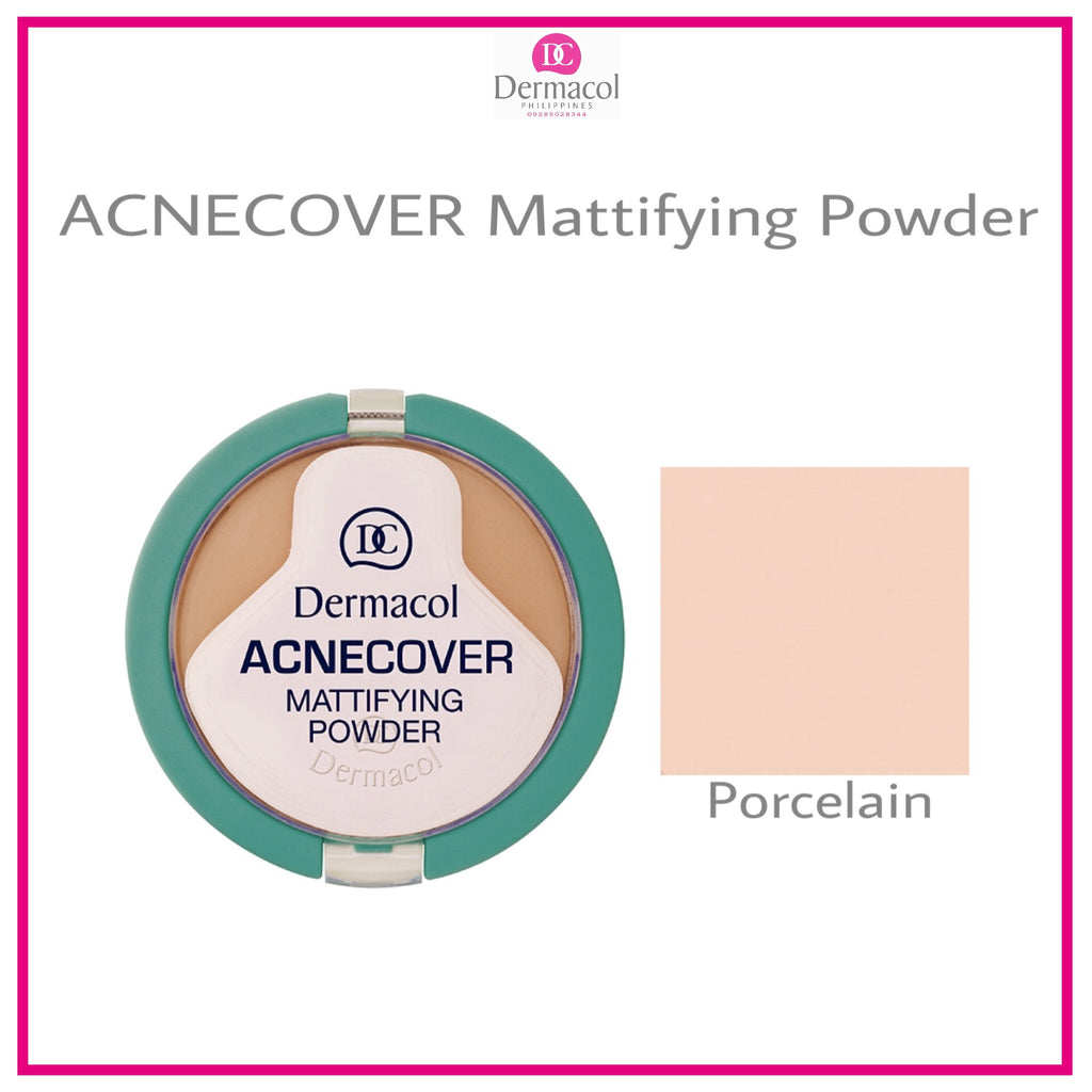 ACNECOVER MATTIFYING POWDER - PORCELAIN