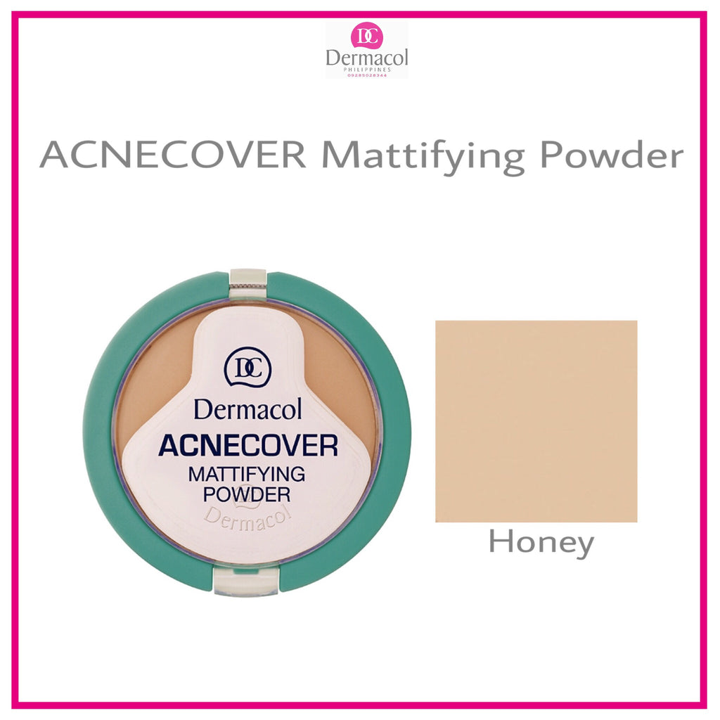 ACNECOVER MATTIFYING POWDER - HONEY