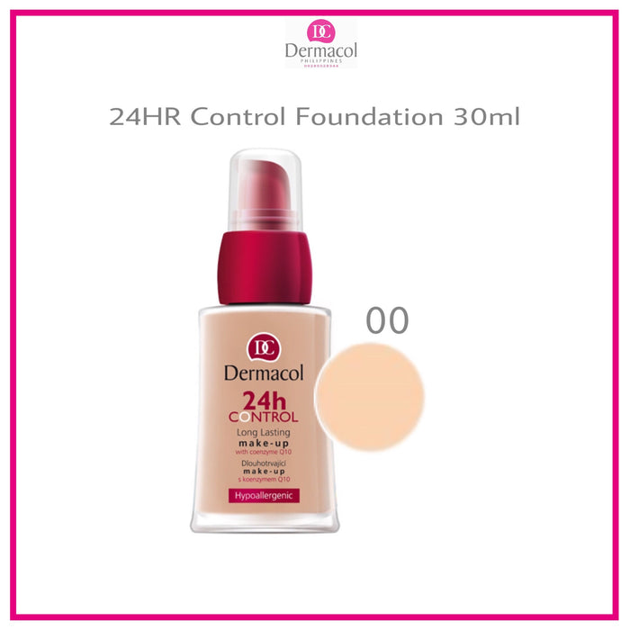 24H Control Make-Up - No. 0