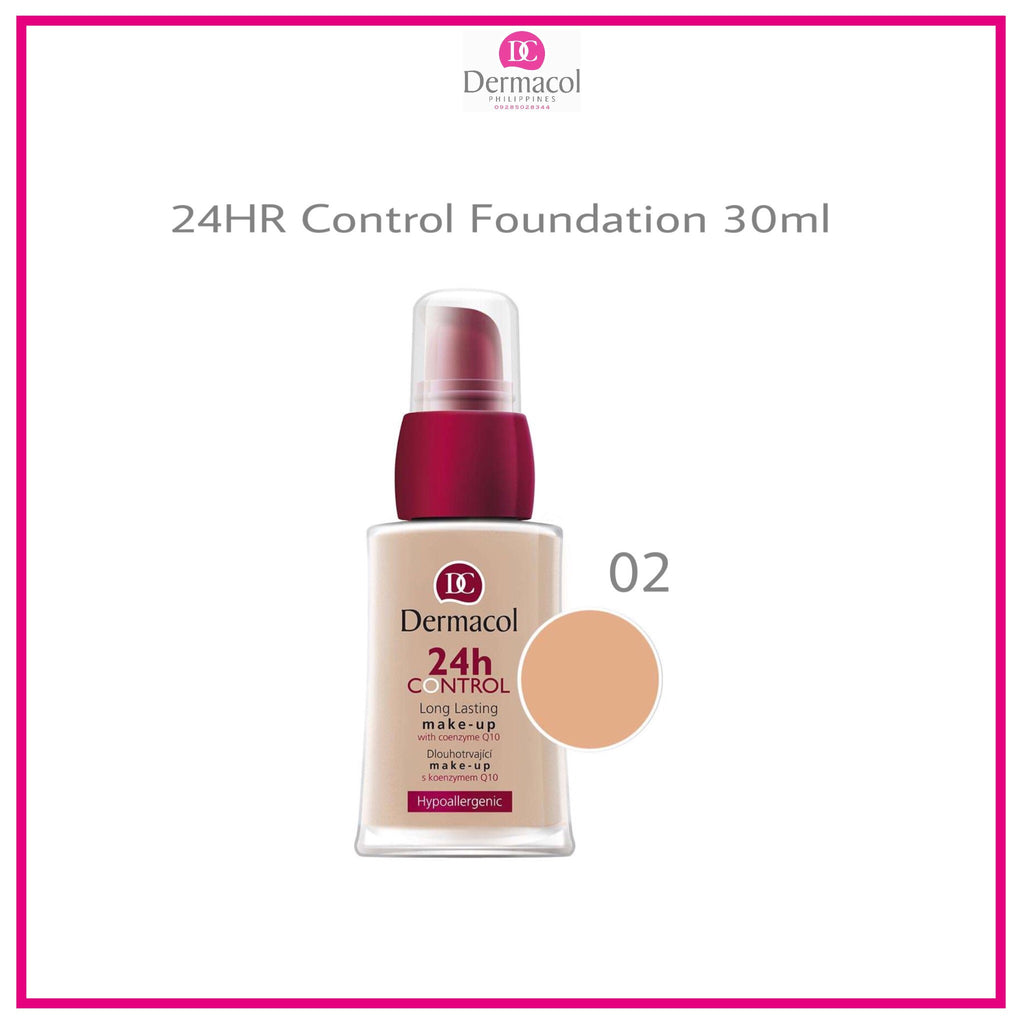 24H Control Make-Up - No. 02