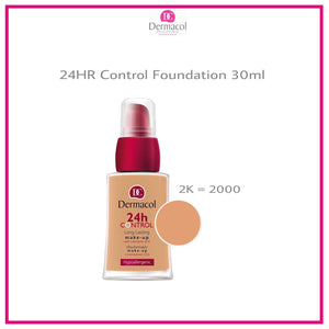 24H Control Make-Up - No. 2K