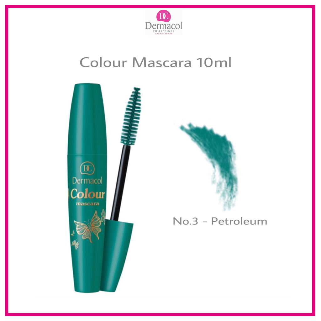 COLOUR MASCARA - PETROLEUM