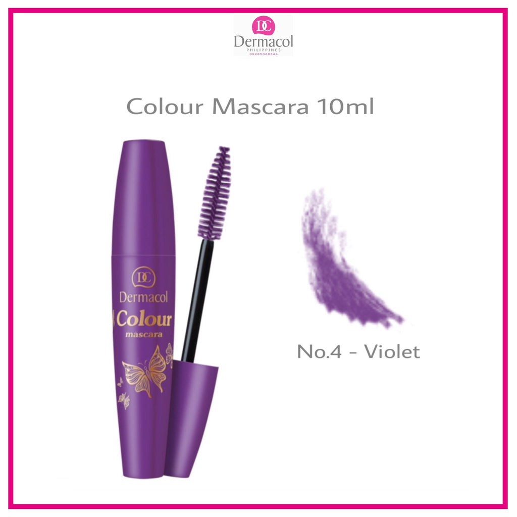 COLOUR MASCARA - VIOLET