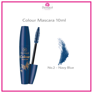 COLOUR MASCARA - NAVY BLUE