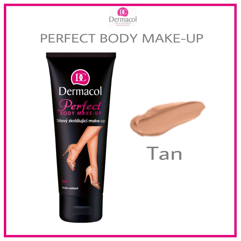 PERFECT BODY MAKE UP - TAN