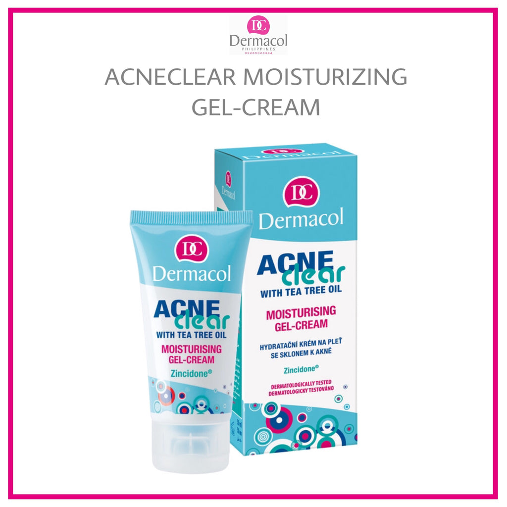 ACNECLEAR MOISTURIZING GEL-CREAM