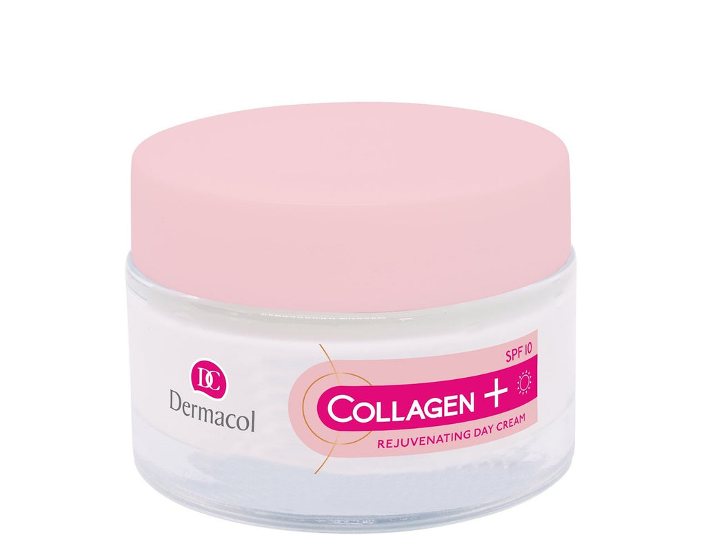 Collagen + Intensive Rejuvenating Day Cream with SPF10