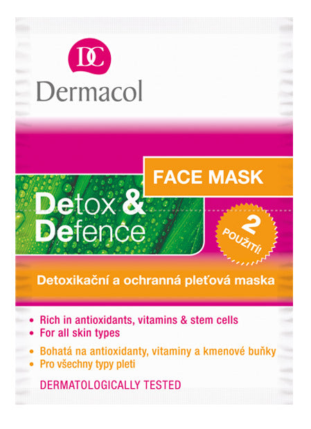 Detox & Defence Face Mask