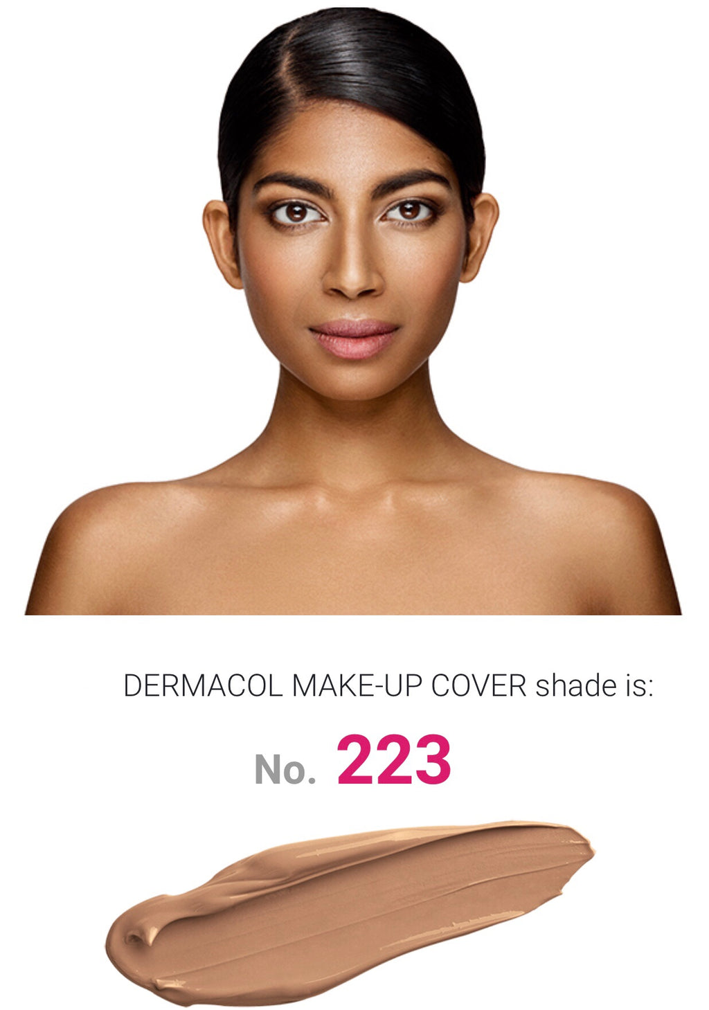 MAKE UP COVER - SHADE 223