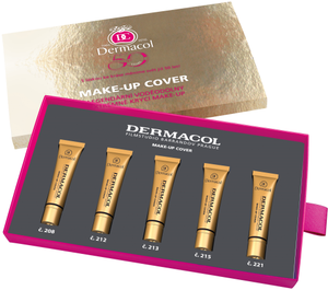 Set of Dermacol Make Up Cover (Travel Size)