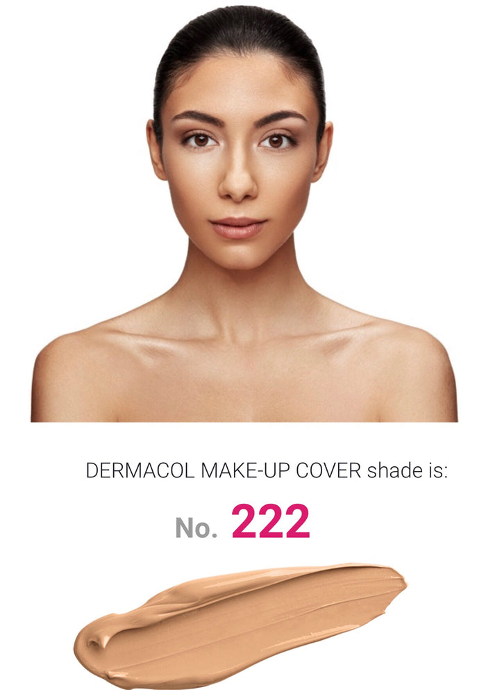 MAKE UP COVER - SHADE 222
