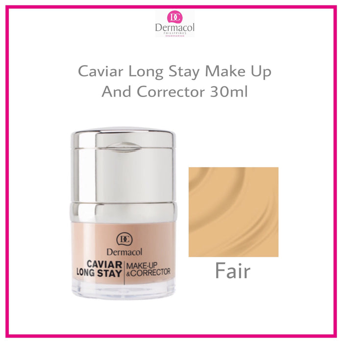 Caviar Long Stay Make-Up and Corrector  - FAIR