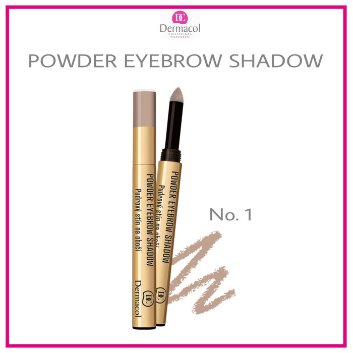 Powder Eyebrow Shadow - No. 01