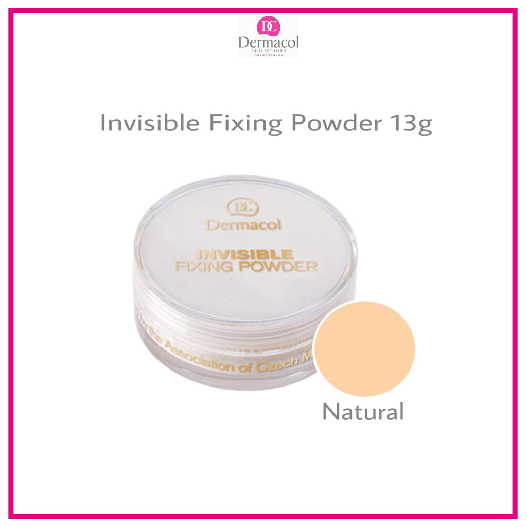 Invisible Fixing Powder - Natural