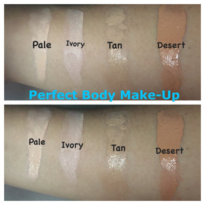 PERFECT BODY MAKE UP - IVORY
