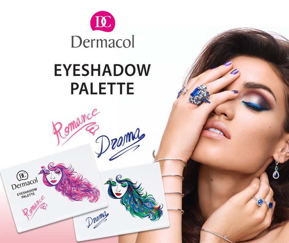 Luxury Eyeshadow Palette - No. 1 (Drama)