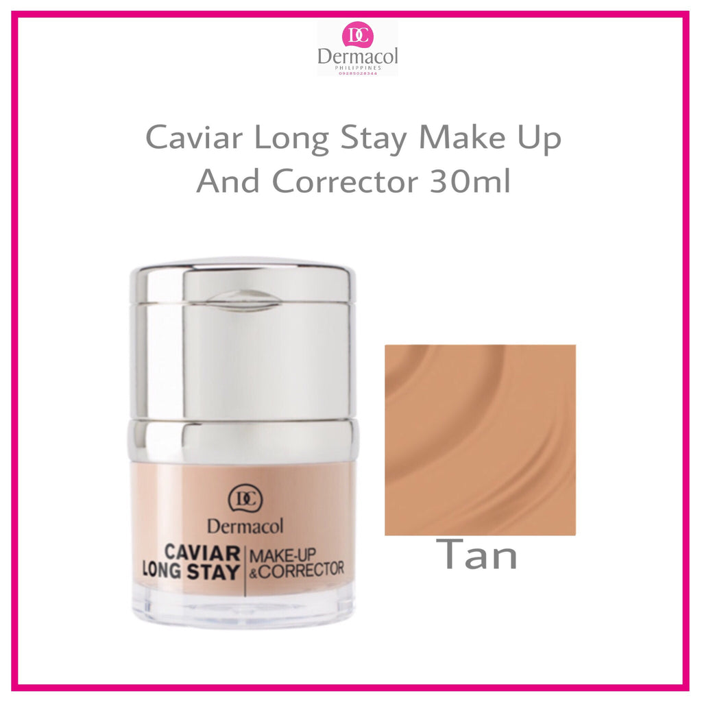 Caviar Long Stay Make-Up and Corrector  - TAN
